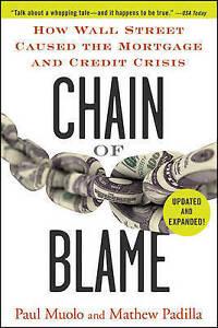Chain of Blame, Paul Muolo
