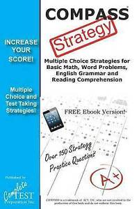 Compass Test Strategy! Winning Multiple Choice Strategy for  by Complete Test Pr