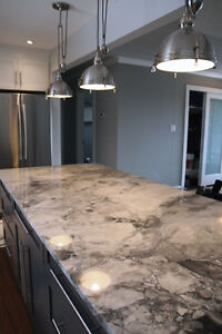 Counter tops of all types - Free quote - Call today!