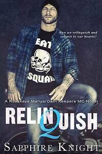 Relinquish by Knight, Sapphire -Paperback