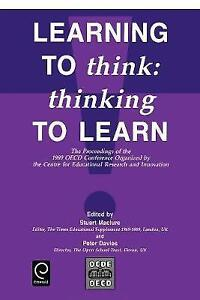Learning to Think: Thinking to Learn (Economics) by Davies, Peter, Maclure, Stu