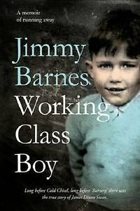 NEW-Working-Class-Boy-by-Jimmy-Barnes-Hardcover-Book-Free-Postage