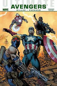 Ultimate Comics Avengers: Next Generation Premie, Mark Millar, Excellent