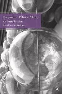 Comparative Political Theory: An Introduction, New,  Book