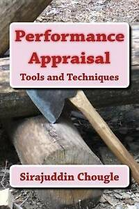 Performance Appraisal: Tools and Techniques by Chougle, Dr Sirajuddin Husainmiya