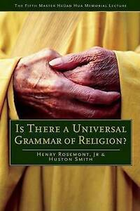 Is There a Universal Grammar of Religion by Huston Smith Henry Rosemont - <span itemprop=availableAtOrFrom>Maesteg, United Kingdom</span> - Is There a Universal Grammar of Religion by Huston Smith Henry Rosemont - Maesteg, United Kingdom
