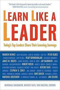 Learn Like a Leader, Marshall Goldsmith