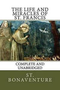 The-Life-and-Miracles-of-St-Francis-by-Bonaventure-St-Paperback