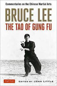 BRUCE LEE-BRUCE LEE THE TAO OF GUNG FU  BOOK NEW