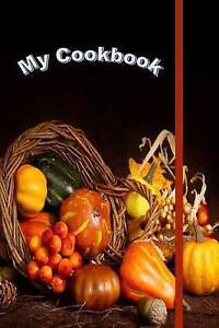 My Cookbook: A Blank Fall Recipes & Notes Cookbook (35) by Stewart, Rachel