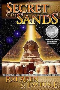 Secret of the Sands, 2009 ReadersFavorite.com 'Fiction-Mystery' Silver Medalist,
