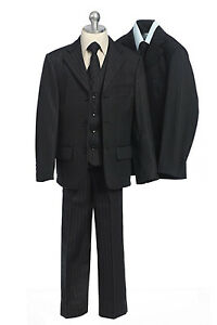 FIRST COMMUNION BOYS 2 PIECE SUIT SIZE 12 ONLY USED ONE TIME!