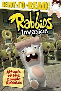 Attack of the Zombie Rabbids By Testa, Maggie -Paperback