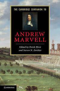 The Cambridge Companion to Andrew Marvell by Cambridge University Press...