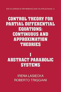Control Theory for Partial Differential Equation, Irena Lasiecka, Roberto Triggi