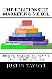 The Relationship Marketing Model Instant Strategies Increase  by Taylor Justin