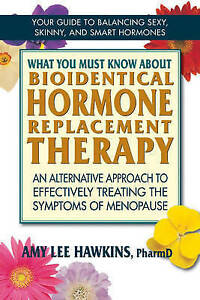What You Must Know About Bioidentical Hormone Replacement Therapy: An Alternativ
