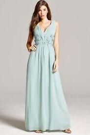 Elsie's Attice Ball Dress