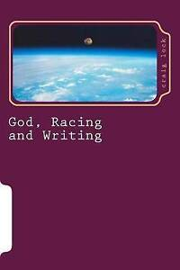 """God Racing Writing """"A/My Holy Trinity"""" We Are Not Human Bei by Lock Craig G"""