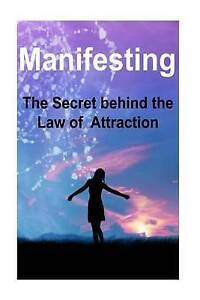 Manifesting Secret Behind Law Attraction Secret by Hills Abraham -Paperback