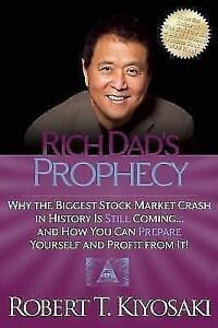 Rich Dad's Prophecy von Robert Kiyosaki (2012, Taschenbuch)