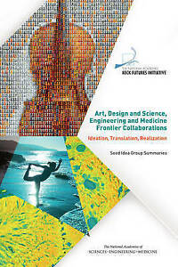 Art, Design And Science, Engineerin  BOOK NEW