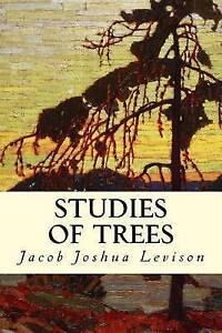NEW Studies of Trees by Jacob Joshua Levison