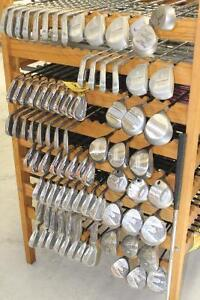 GOLF CLOSEOUT SALE CONTINUES. NEW OLD STOCK