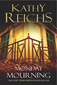 Kathy-Reichs-Monday-Mourning-Book