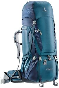 Deuter Aircontact 75+10 (RRP $499) used once Carlton North Melbourne City Preview