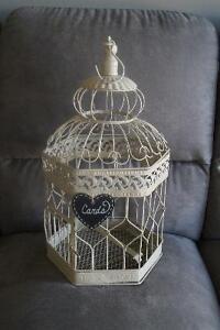 Antique Birdcage and Lantern