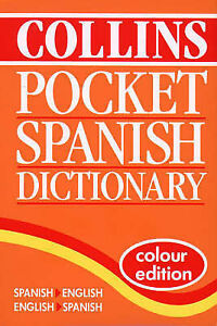 Collins Pocket Spanish Dictionary by HarperCollins Publishers (Paperback, 1995)