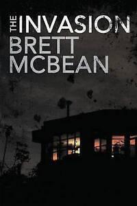 The Invasion by McBean, Brett -Paperback