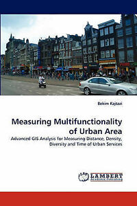 Measuring Multifunctionality of Urban Area: Advanced GIS Analysis for Measuring
