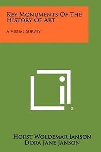 Key Monuments of the History of Art: A Visual Survey 9781258386764 -Paperback