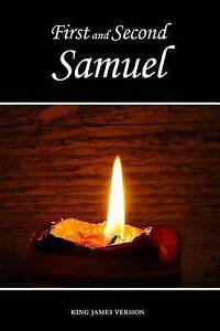 First and Second Samuel (KJV) by Sunlight Desktop Publishing -Paperback