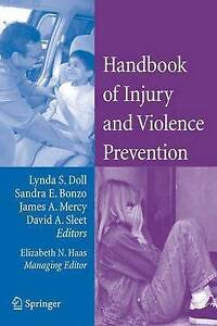 Handbook of Injury and Violence Prevention, , New Book