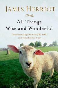 All-Things-Wise-and-Wonderful-by-Herriot-James-Paperback