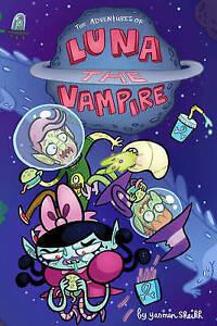 Luna the Vampire, Volume 1: Grumpy Space By Sheikh, Yasmin -Paperback