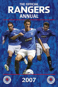 Official Rangers FC Annual 2007