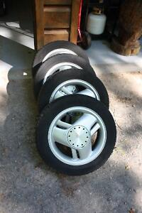 Goodyear Assurance Tires and Rims