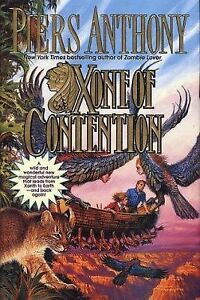 Xone-of-Contention-Vol-23-by-Piers-Anthony-1999-Hardcover-Revised