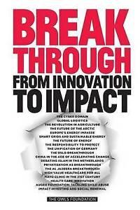 Breakthrough: From Innovation to Impact by Breemen (Ch )., Henk Van Den