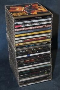Rock CDs $2.00 each