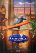 Ratatouille Movie Poster