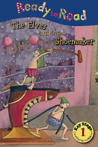 The-Elves-and-the-Shoemaker-Ready-to-Read-Nick-Page-Claire-Page-Book