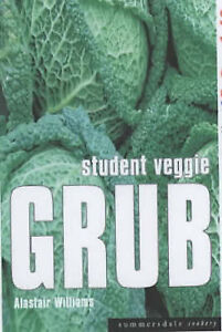 Acceptable, Student Veggie Grub (Summersdale cookery), Williams, Alastair, Book
