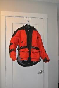 Joe Rocket Motorcycle jacket (Medium Ladies)