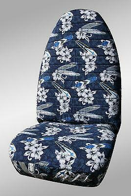 hawaiian print seat covers ebay. Black Bedroom Furniture Sets. Home Design Ideas