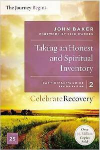 Taking an Honest and Spiritual Inventory Participant's Guide 2: A Recovery...
